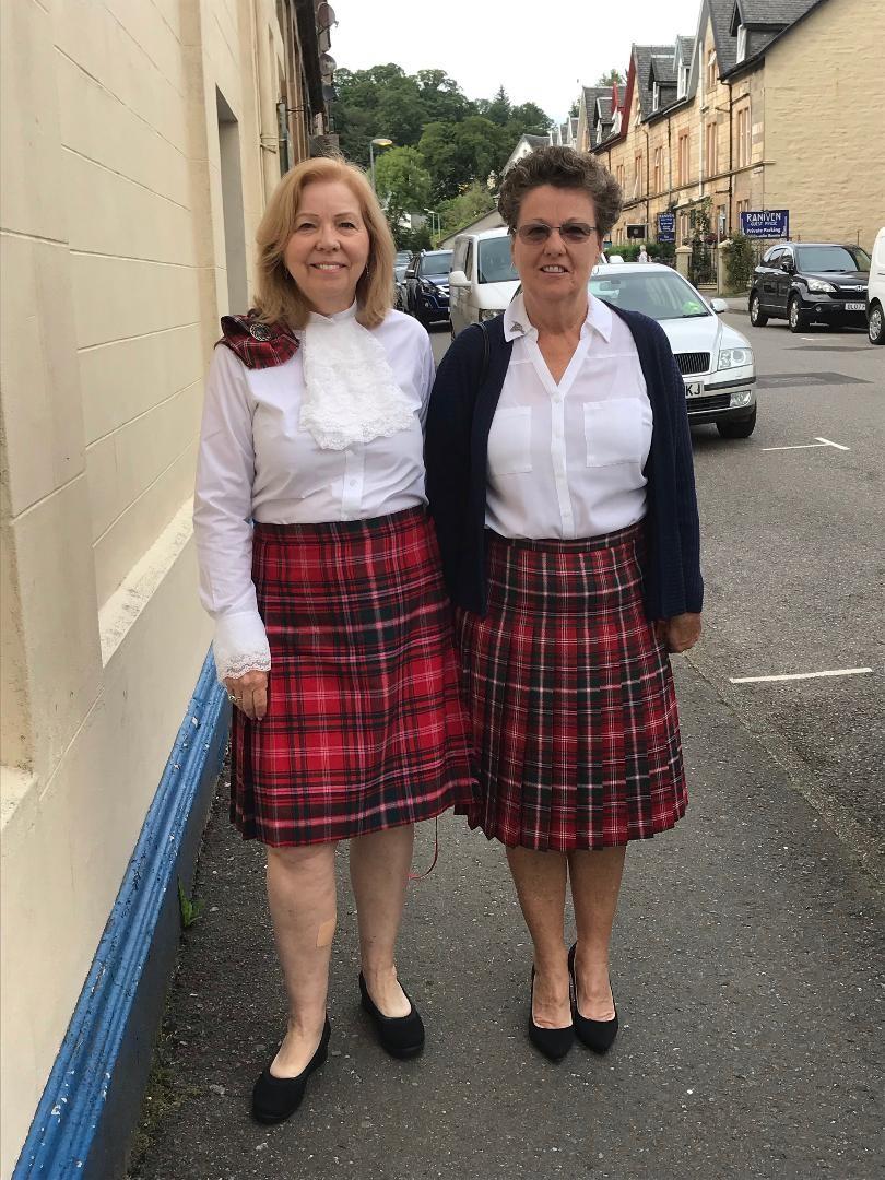 Pauleena-MacDougall-Cathy-MacDougall-Dunham-in-Oban-August-2019