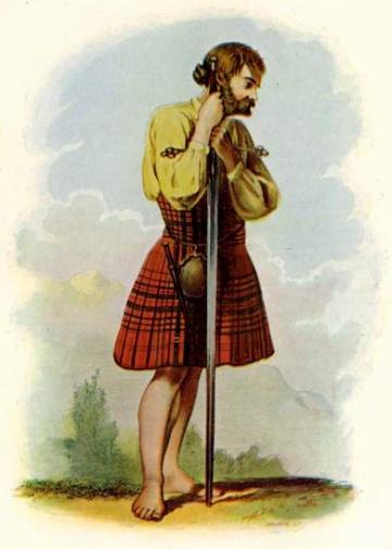 Barefoot MacDougall (color)