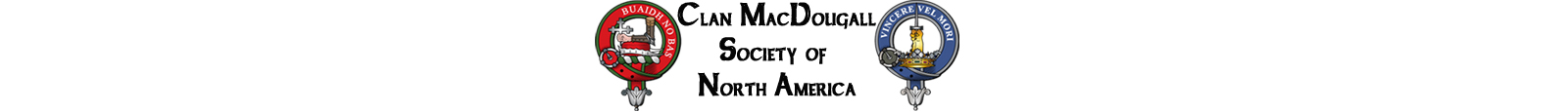 Clan MacDougall Society of North America